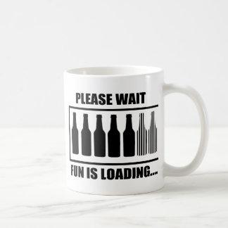 Fun IS Loading Coffee Mug