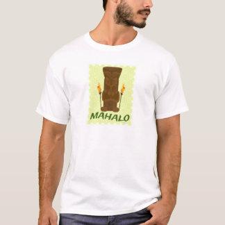 Fun Island Tiki Statue T-Shirt