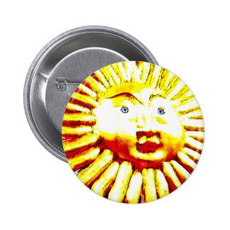 Fun italian sun gifts buttons