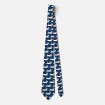 Fun Jack Russell Terriers Pattern Tie