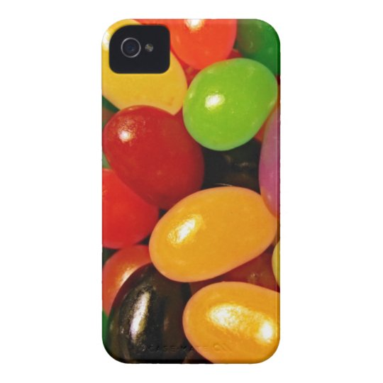 Fun Jelly Candy Printed iPhone 4 Case