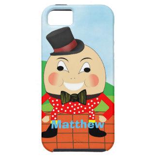 Fun Jolly Humpty Dumpty Cute Personalized iPhone SE/5/5s Case