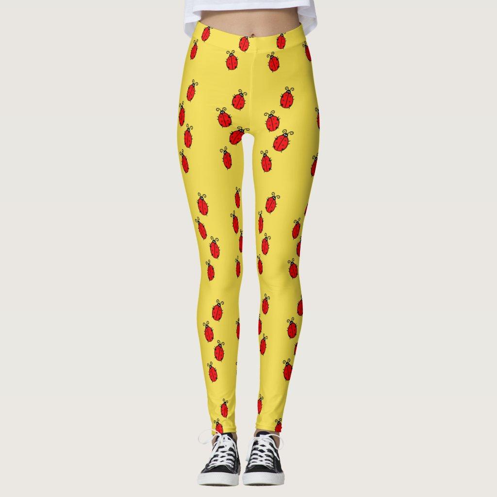 Ladybugs Leggings