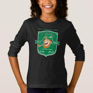Fun Leprechaun Design St. Patrick's Day T-Shirts