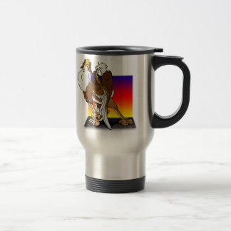 Fun Light-hearted Designs Travel Mug