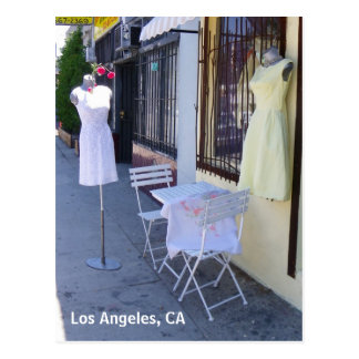 Fun Los Angeles Postcard! Postcard