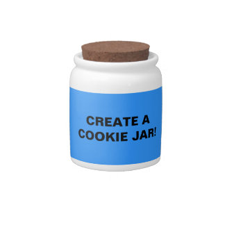 Fun! Make a COOKIE JAR! Candy Dishes