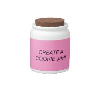 Fun! Make a COOKIE JAR! Candy Jar