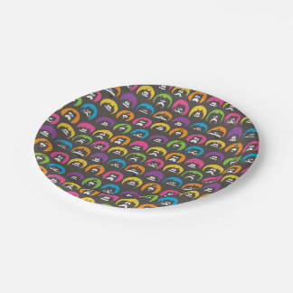 Fun Male Cat Party Plates