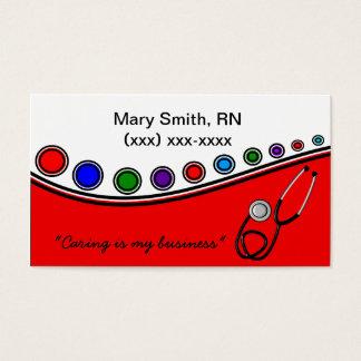 Fun Medical Business Cards