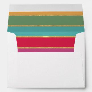 Fun Merry Custom Envelope