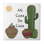 Fun Mi Casa Su Casa Welcome Spanish Greeting Tiles