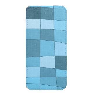 Fun Mirror Checks iPhone SE/5/5s/5c Pouch