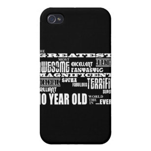 ten year old birthday phone tablet laptop ipod cases