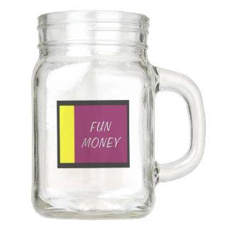 Fun Money Mason Jar