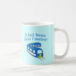 Fun Montreal Metro Products Coffee Mug