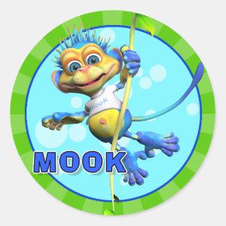 Fun Mook Stickers