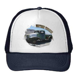 Fun Mother Trucker Hat! Trucker Hat
