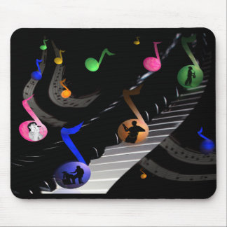 Fun Musical Mousepad for Music Lovers