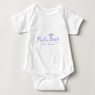 Fun Myrtle Beach, SC Baby Bodysuit