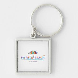 Fun Myrtle Beach, SC Keychain