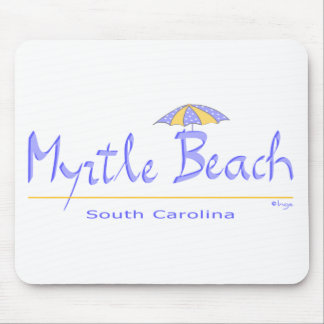 Fun Myrtle Beach, SC Mouse Pad