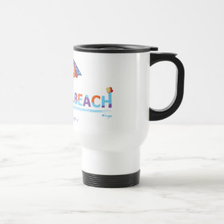 Fun Myrtle Beach, SC Travel Mug