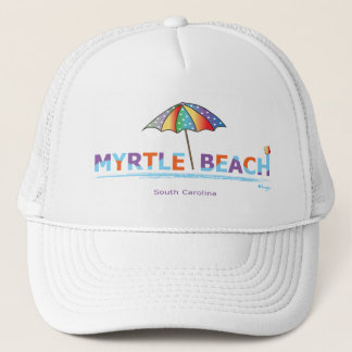Fun Myrtle Beach, SC Trucker Hat
