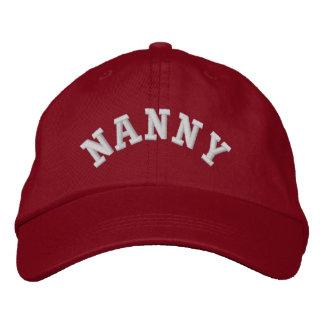 Fun Nanny Cap