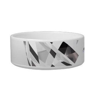 Fun novelty diamond diamonds crystal dog bowl
