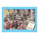 """FUN OKTOBERFEST OCTOBERFEST PARTY INVITATION 5"""" X 7"""" INVITATION CARD"""