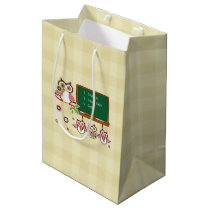 Fun Owl Design Teacher Appreciation Gift Bags