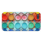 Fun paint color box case for iPhone 5