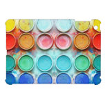 Fun paint color box cover for the iPad mini