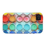 Fun paint color box vibe iPhone 4 cases