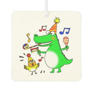 fun party animals air freshener