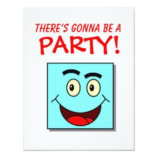 Fun Party Invitation