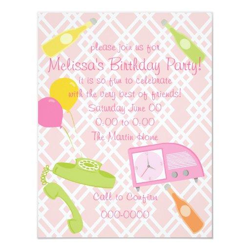 Fun Party! Invites