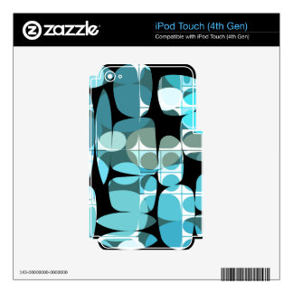 Fun Pattern 06 Decals For iPod Touch 4G
