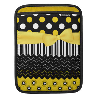 Fun Patterns iPad Sleeve