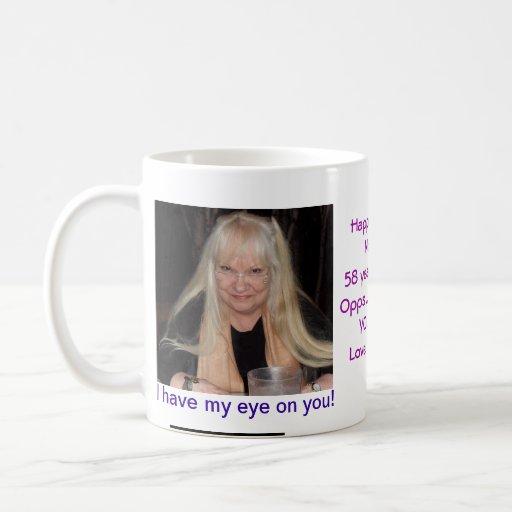 FUN Personalized Mugs/Cups
