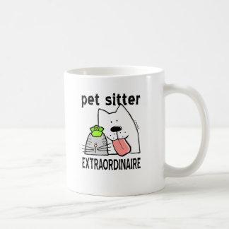 Fun Pet Sitter Extraordinaire Mug