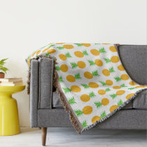 Fun Pineapple Pattern blanket