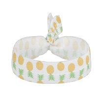 Fun Pineapple Pattern hair tie