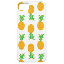 Fun Pineapple Pattern iPhone SE/5/5s Case