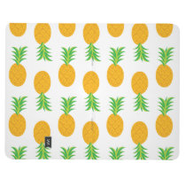 Fun Pineapple Pattern Journal