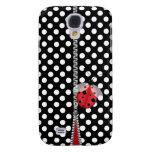 Fun Polka Dot & Ladybug HTC Vivid Case