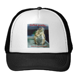 Fun products for laughs trucker hat