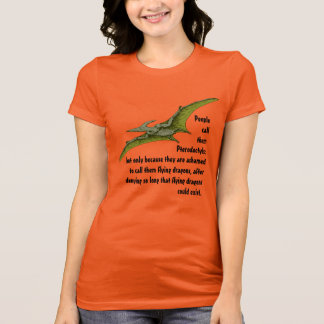 Fun Pterodactyl Dragon Dinosaur T-Shirt
