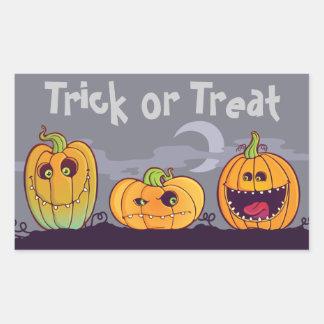 Fun Pumpkins sticker template